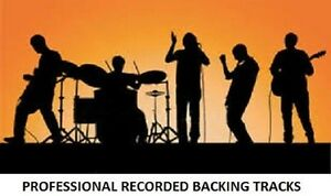 Musical Instruments & Gear Erasure Professional Recorded Backing Tracks