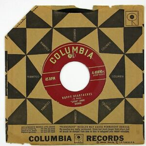 LITTLE-JIMMY-DICKENS-Happy-Heartaches-I-Never-Had-The-Blues-ROCKABILLY-NM