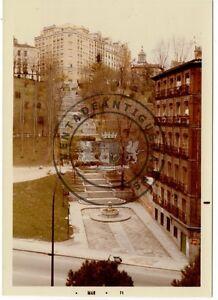 FOTOGRAFIA-ANTIGUA-CUESTA-DE-LOS-CIEGOS-MADRID-1971