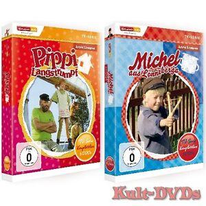 Pipi-Langstrumpf-Michel-aus-Loenneberga-komplette-TV-Serie-8-DVD-Box-Set
