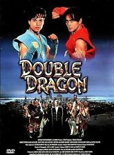 Double Dragon (DVD, 1999) SCOTT WOLF, SNAP CASE, RARE