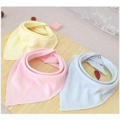 Double Layers Cotton Babys Bandana Bibs Soft  Cloths Newborn Bavoir Bandana FOUK