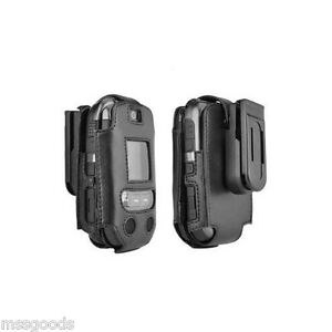 NEW-Verizon-Samsung-Leather-Fitted-Case-U640-Convoy-with-Swivel-Clip