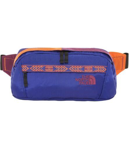 NWT The North Face /'92 Rage Em Fanny Pack Aztec Blue Sz S $49 waist shoulder bag