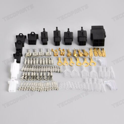 Wiring Loom Repair Kit 4 For Honda CBX550 CBX750 CBX1000 CB125 CG125 CB175 VT250