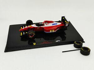 Hot Wheels 1:43 - F93 A J.Alesi Italy Gp 1993 Scuderia Ferrari T6283
