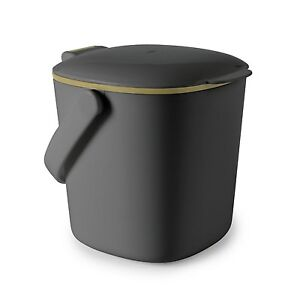 Elegant Image Is Loading OXO Compost Bin Food Waste Tabletop Recycle Caddy