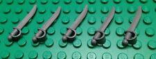 NEW / Lego Lot Of 5 Swords / Pirate Figure Accessories / Cutlass / Grey Weapon