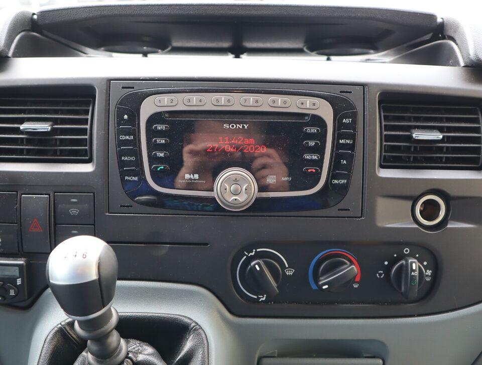 Ford Transit 300L Kombi 2,2 TDCi 125 L3H3 d Diesel modelår