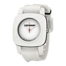 Converse White Dial White Canvas Ladies Watch VR-021-100