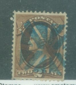 US-135 ANDREW JACKSON  2c issued 1870-71 cancelled