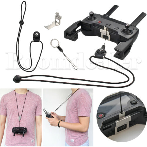 Remote Controller Adjusting Lanyard Neck Sling Strap /&Clasp for DJI Spark Drone