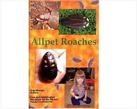 Allpet Roaches Care And Identification Handbook For The Pet & Feeder Cockroaches