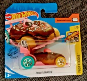 Mattel-Hot-Wheels-Donut-Drifter-Nuevo-Sellado