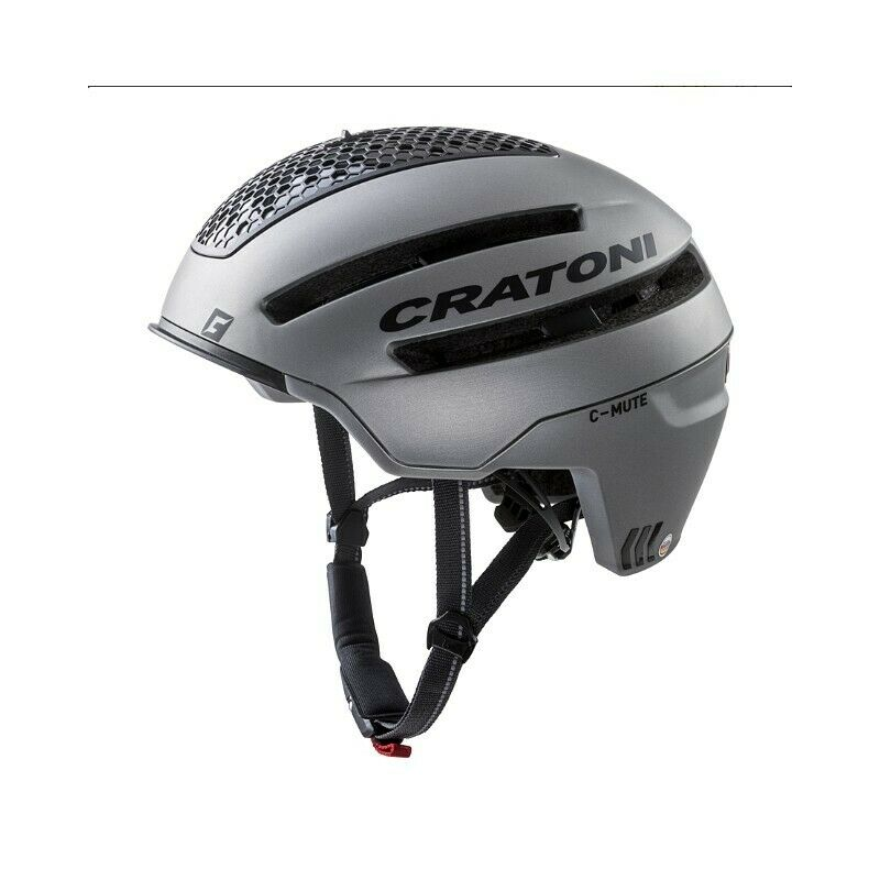 Cratoni -  C-Mute - color  Anthracite Matte - Size  M - L(58 - 61 cm)  selling well all over the world