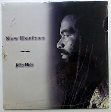 JOHN HOLT New Horizon LP SEALED dancehall reggae 1998    #387