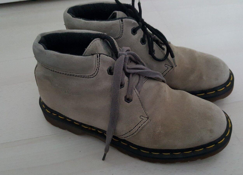 Dr. 39 Martens Schuhe unisex gr. 39 Dr. grau top Zustand 8bfdd9