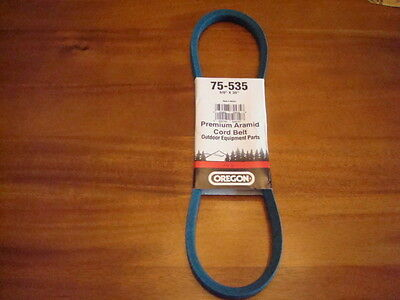OREGON 75-535 made with Kevlar Replacement Belt