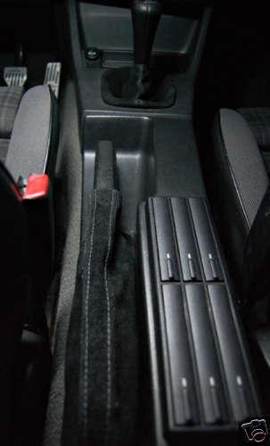 FITS BMW E30 E36 E34 E39 E46 Z3 SUEDE BOOTS  GREY STITCH NEW