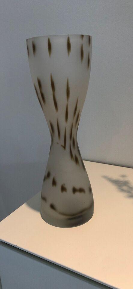 Vase, Glasvase