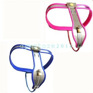 Summer Redesigned Mens Stainless Steel Male Chastity Belt Device Half Pierced