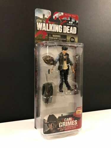Mcfarlane Toys AMC The Walking Dead Carl Grimes Figure Series 4
