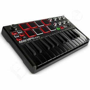 AKAI-MPK-Mini-MKII-Black