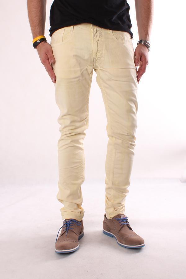 Nuovi JEANS UOMO REPLAY m914 8005212 020 ANBASS, pantaloni, trousers, Denim