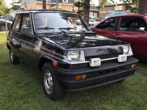 Renault 5 GTL 1986