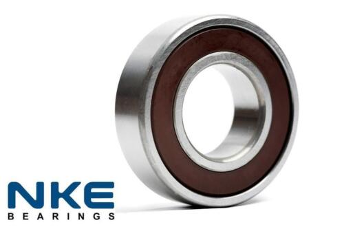 6205 25x52x15mm C3 2RS Rubber Sealed NKE Radial Deep Groove Ball Bearing