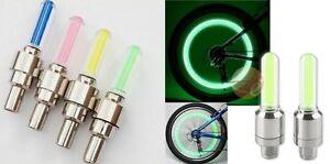 2-x-BOUCHONS-DE-VALVE-LED-4-COULEURS-AU-CHOIX-POUR-VTT-MOTO-VOITURE