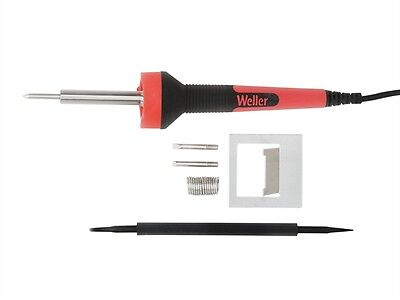 Weller WELSP25NKUK SP25NK Soldering Iron with LED Light 25 Watt 230 Volt Kit