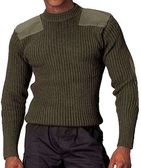 Image result for wool commando sweater