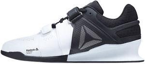 moda firmata 089eb e2840 Dettagli su Reebok Legacy Lifter Scarpe Da Uomo Sollevamento Pesi  Bodybuilding Stivali da palestra crossfit- mostra il titolo originale