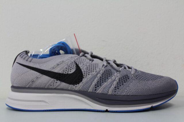 Men s Nike Flyknit Trainer Atmosphere Grey Thunder Grey AH8396-006 Size 8 f1161a345fdd