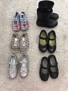 Girl's Shoes Boots School Bundle