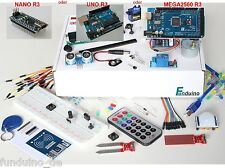 Kit For Arduino With Uno Mega Or Nano Microcontroller German Instructions