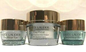 3-pc-Set-Estee-Lauder-Daywear-Day-cream-Eye-cream-Nightwear-Plus-cream