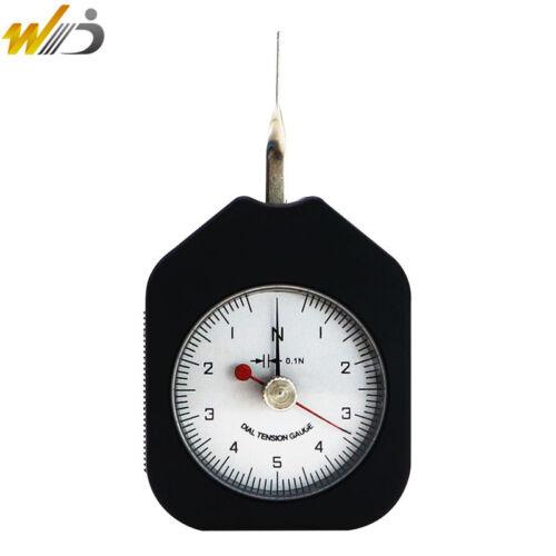 5N Dial Tension Gauge Double Pointers Force Meter Tension Meter ATN-5-2