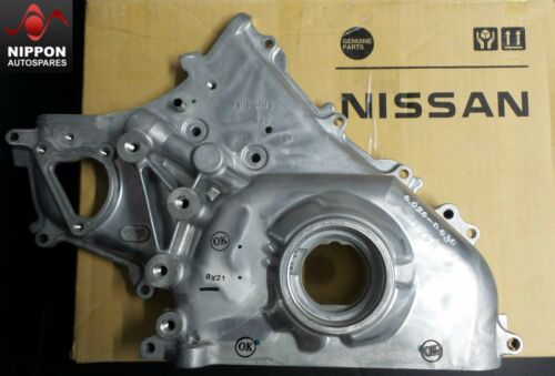 NUOVO Originale Nissan Navara D40//PATHFINDER YD25 DCI 2.5 L 15010-EB70A POMPA OLIO