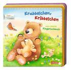BUNT + Filzfederleicht®: Krabbelchen, Kribbelchen von Florian Ahle (2015, Stoffbuch)