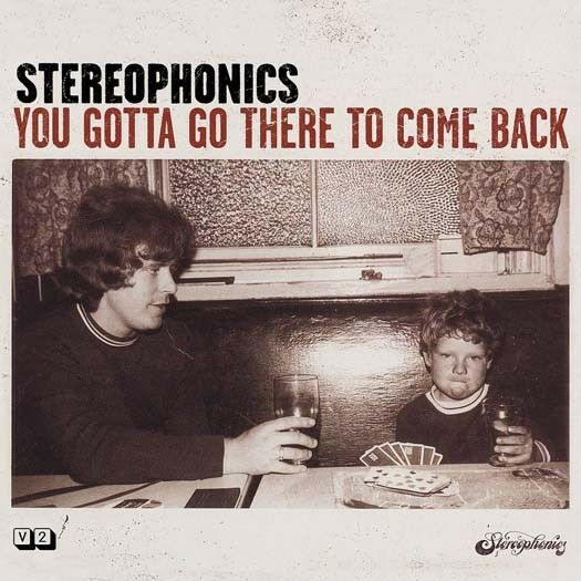 STEREOPHONICS You Gotta Go There Come Back 2LP Vinyl Brand NEW