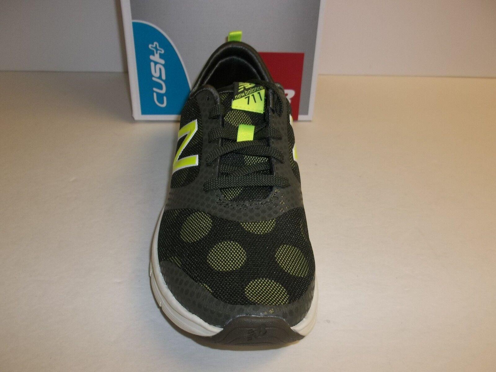 New New New Balance Dimensione 7 M 711 WX711HD verde Training scarpe da ginnastica New donna scarpe NWOB c7d3ca