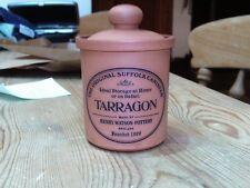 Henry Watson pottery - Tarragon jar