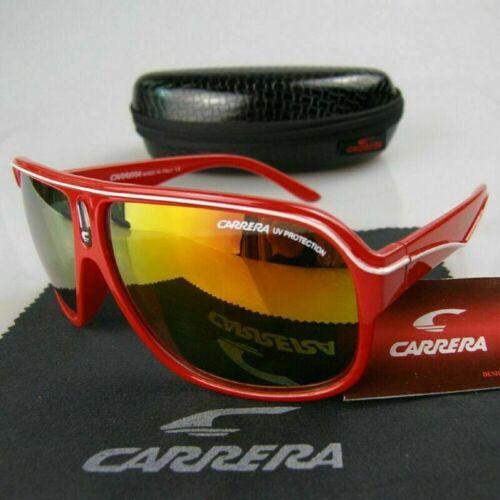 New Men/'s Women/'s Retro Car era Sunglasses Outdoor Sport Frame Glasses+BOX