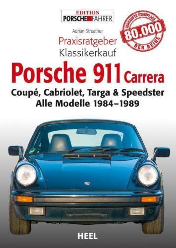 1 von 1 - Porsche 911 Carrera Praxisratgeber Klassikerkauf von Adrian Streather (2014)