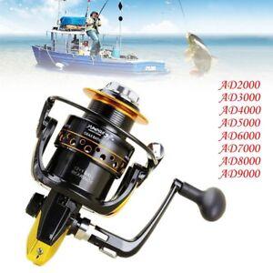 12-1BB-Speed-Fish-Spinning-Reel-Metal-Spool-for-Saltwater-Freshwater-Fishing