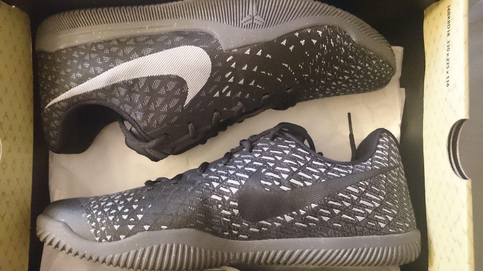 Nike Kobe Mamba Instinct black anthracite men's basketball shoe 852473 001 NEW