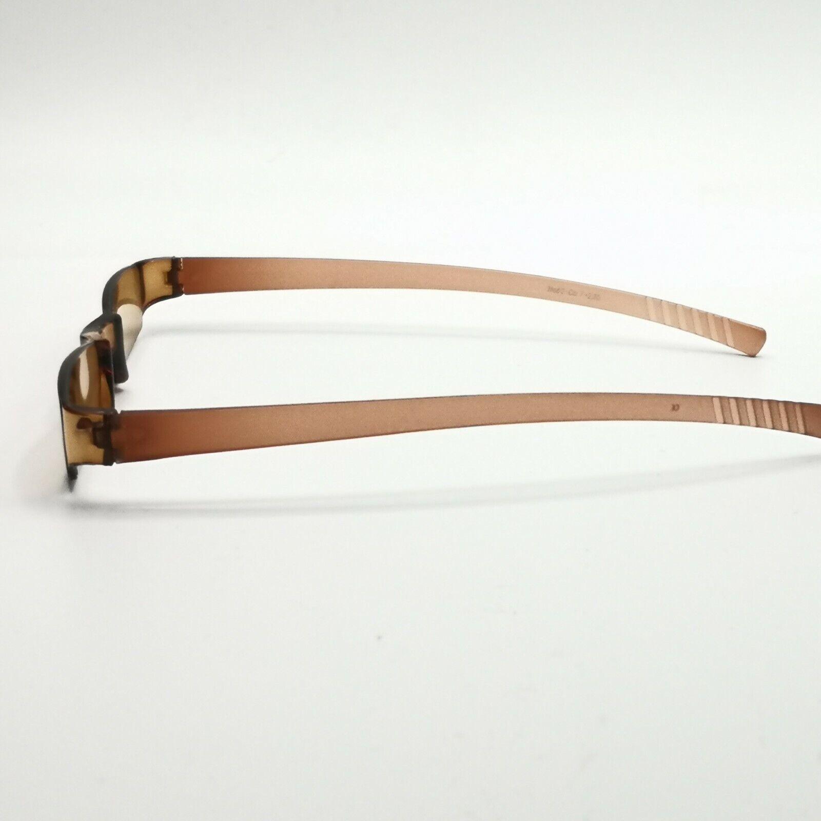 Mini Sonnenlesebrille Lesebrille Etui gleiche Farbe Schmal Klein Leicht