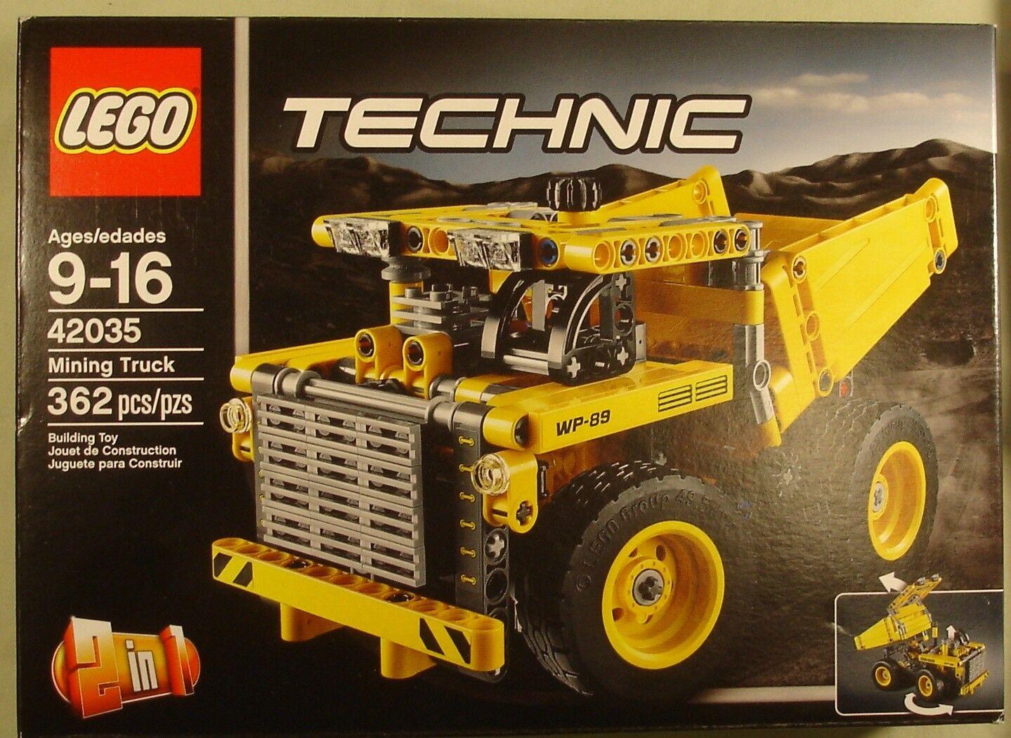 Lego Technic 42035 Camión de Minería Nuevo En Caja